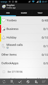 Yoobeo - Missed Call Reminder screenshot 2