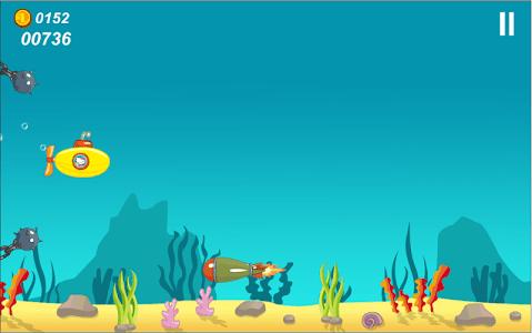 [Game] Kitty Sea Adventure screenshot 7