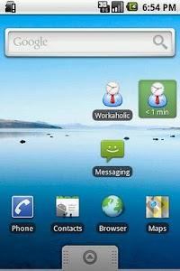 Workaholic screenshot 3