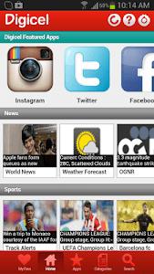 Digicel DigiINFO screenshot 0