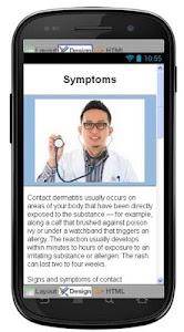 Contact Dermatitis Information screenshot 2