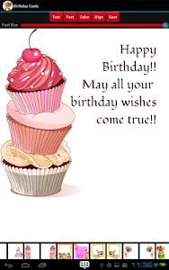 Birthday Cards screenshot 7