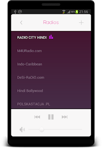 Bollywood RADIO screenshot 1
