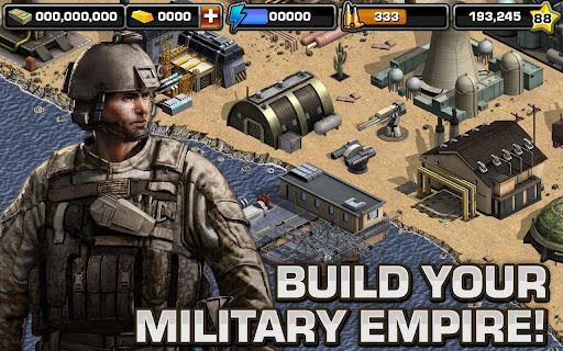Modern War by GREE screenshot 00