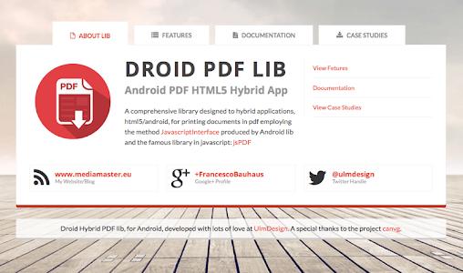 PDF SDK for Hybrid Apps screenshot 13