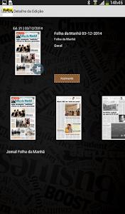 Folha da Manhã screenshot 4
