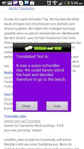 World and You screenshot 4