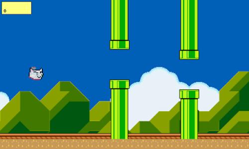 Flappy Troyan screenshot 0