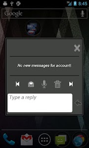 Talking SMS Reader screenshot 2