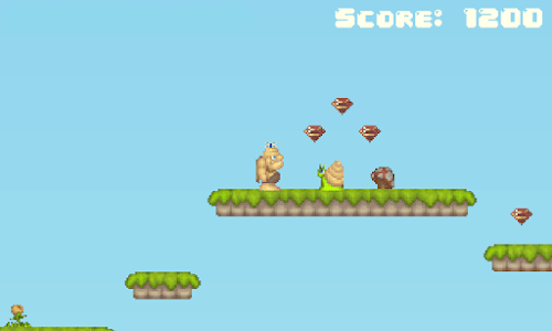 Kenozoik: Platform Game screenshot 2
