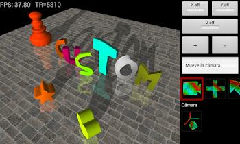 Easy 3D modeling + AR + VR - screenshot thumbnail 02
