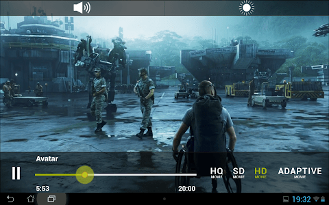 Video streaming DEMO screenshot 7