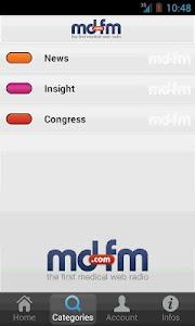 MD-FM screenshot 2