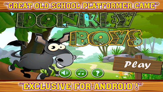 Donkey Boys screenshot 0