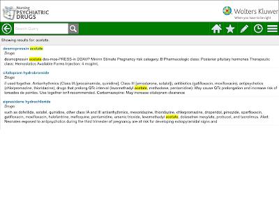 Nursing Psychiatric Drugs screenshot 11
