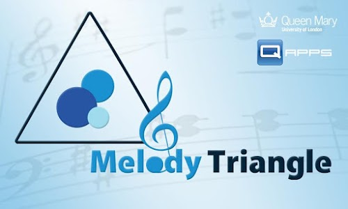 Melody Triangle screenshot 0