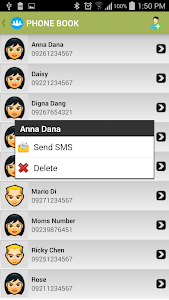 SMS2PH Free screenshot 5