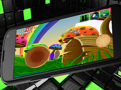 Froggie's Forest Adventure! screenshot 12