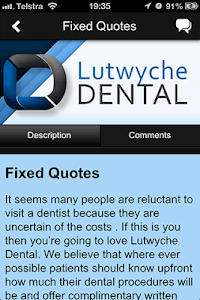 Lutwyche Dental screenshot 3