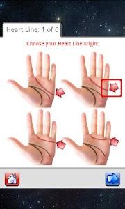 Hand Reading Lite - chirology screenshot 4