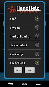 HandHelp - EMERGENCY SOS APP screenshot 6