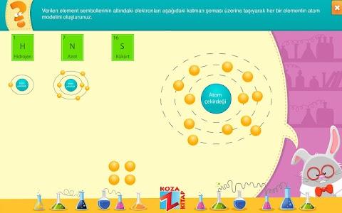 Fen Bilimleri 7 KOZA Z-Kitap screenshot 9