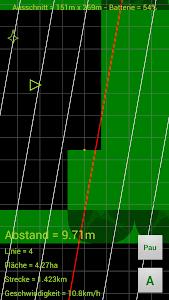 GPS Parallelfahrhilfe screenshot 0