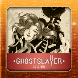 Ghost Slayer Comic