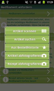 ordermed - Rezept & Medikament screenshot 2