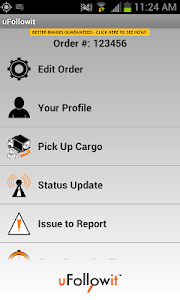 uFollowit - Mobile Workforce screenshot 0