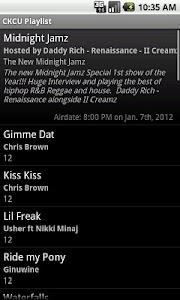 CKCU Radio screenshot 3