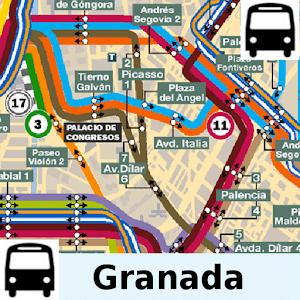 Horarios de autobuses. Granada