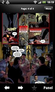 Beyond Time Comics screenshot 2