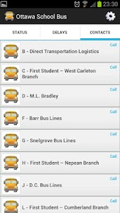 Ottawa School Bus-Pro screenshot 3