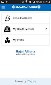 Bajaj Allianz Virtual Doctor screenshot 2