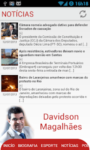 Davidson Magalhães screenshot 5