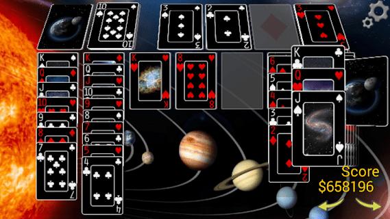 Classic Klondike Solitaire 3D screenshot 11