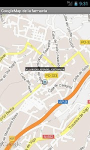 Farmacias Guardia - Pontevedra screenshot 1