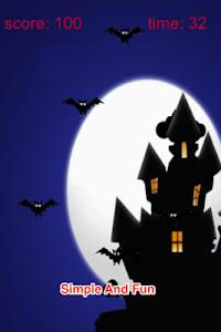 Bat Dark Night: Vampire Fight screenshot 2