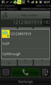 Talk n Talk VoIP Tunnel screenshot 0