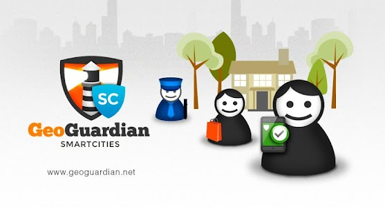 GeoGuardian Smartcities screenshot 0