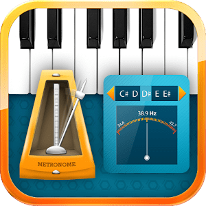 Metronome, Tuner & Piano download