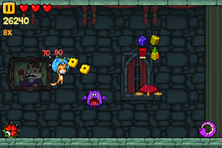 Tappy Escape 2 - Spooky Castle screenshot 0
