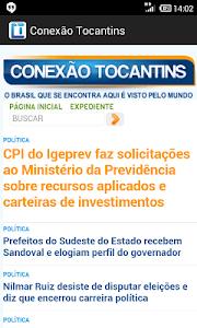 Conexão Tocantins screenshot 0