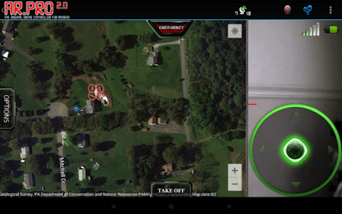 AR.Pro 2 for AR.Drones screenshot 15
