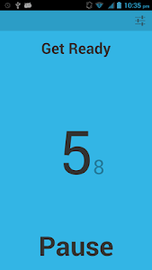 Tabata Timer screenshot 0
