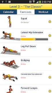 Butt Workout screenshot 07