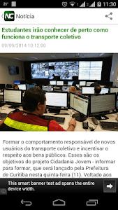 News Curitiba screenshot 2