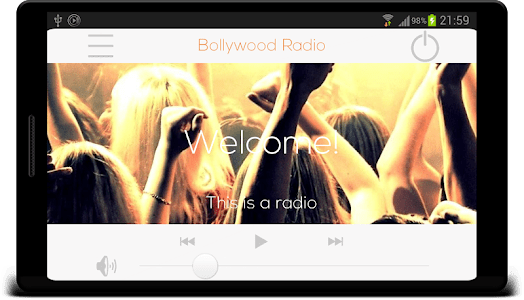 Bollywood RADIO screenshot 10