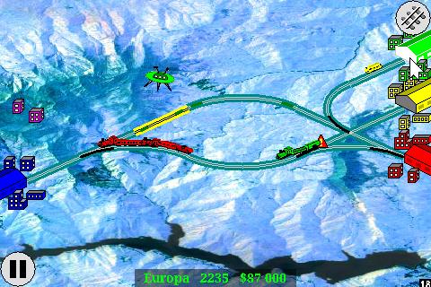Railway Game screenshot 01